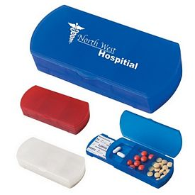 Customized Pill Box Bandage Dispenser