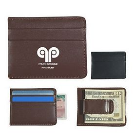 Promotional Money Clip Card Holder