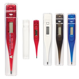 Promotional Electric Thermometer In Case