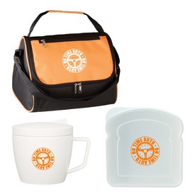 Promotional Soup And Sandwich Lunch Kit