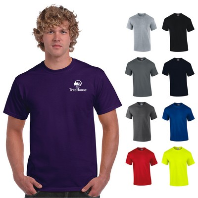 Customized Gildan Adult Ultra Cotton T-Shirt
