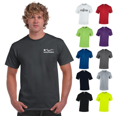 Promotional Gildan 53 Oz Heavy Cotton Adult Classic Fit T-Shirt