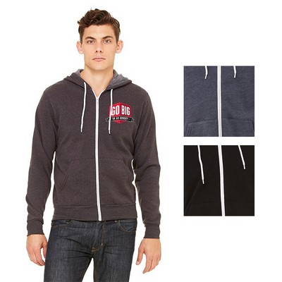 Promotional BellaCanvas Fleece Full-Zip Hoodie