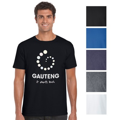 Promotional Gildan 45 Oz Cotton Softstyle Semi-Fitted Adult T-Shirt