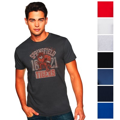 Promotional Next Level Premium Fitted Adult Tshirt