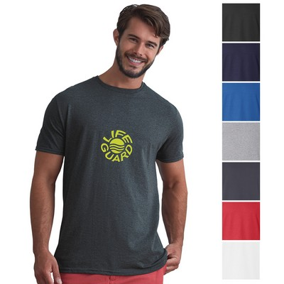 Custom Fruit Of The Loom Sofspun Adult T-Shirt