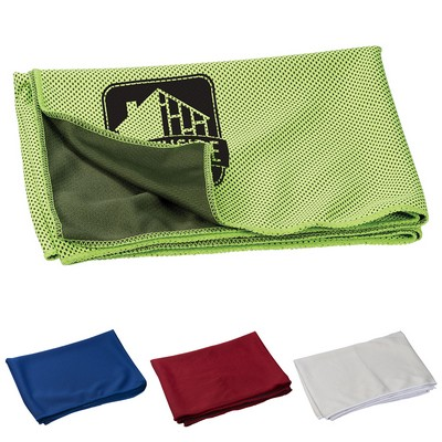 Customized Soft Sports Cooling Towel