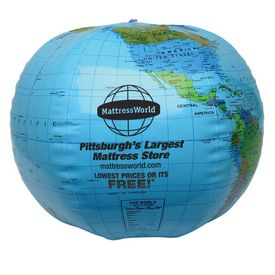 Custom 14 Global Beach Ball
