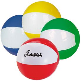 Customized 16 2 Tone Beach Ball