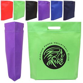 Promotional Die Cut Handle Nonwoven Tote Bag
