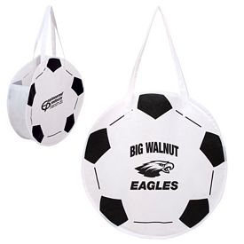 Customized Rallytotes Soccer Tote Bag