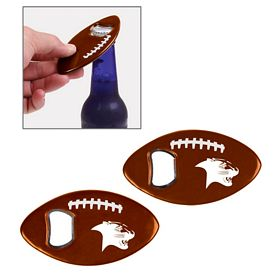 Customized Football Bottle Opener