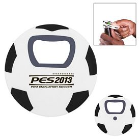 Promotional Soccer Ball Bottle Opener