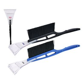 Promotional Long Handle Ice Scraper Snowbrush