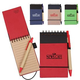 Promotional Ecorecycled Jotter Pad