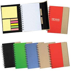 Customized Recycled Magnetic Journalbook