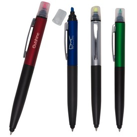 Promotional Dash Stylus Pen Highlighter