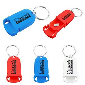 Promotional Mini Pill Holder Keychain