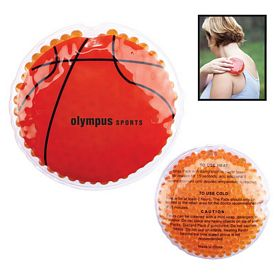 Customized Basketball Hot-Cold Gel Pack