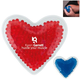 Custom Heart Hot-Cold Gel Pack