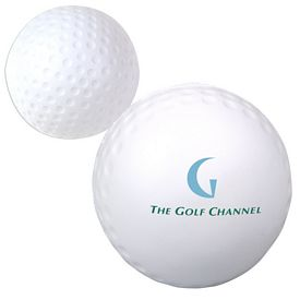 Customized Golf Ball Stress Ball