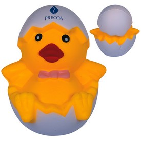 Promotional Chick Hatching Stress Reliever