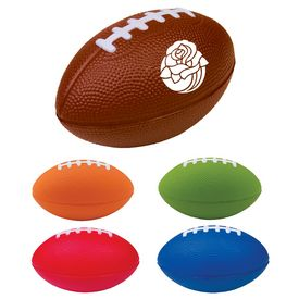 Promotional Large Tailgate Football Stress Reliever