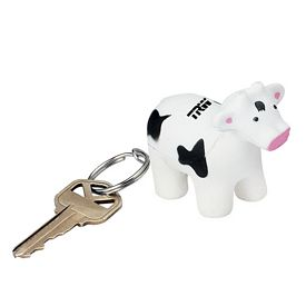 Promotional Cow Key Chain - CLOSEOUT ITEM