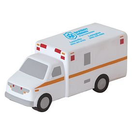 Promotional Ambulance Advertising Stress Reliever
