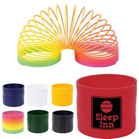 Promotional Round Spring Thing Slinky