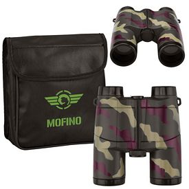 Customized Camo Binoculars With Case