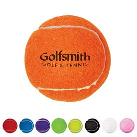 Promotional Official Size Synthetic Promotional Tennis Ball