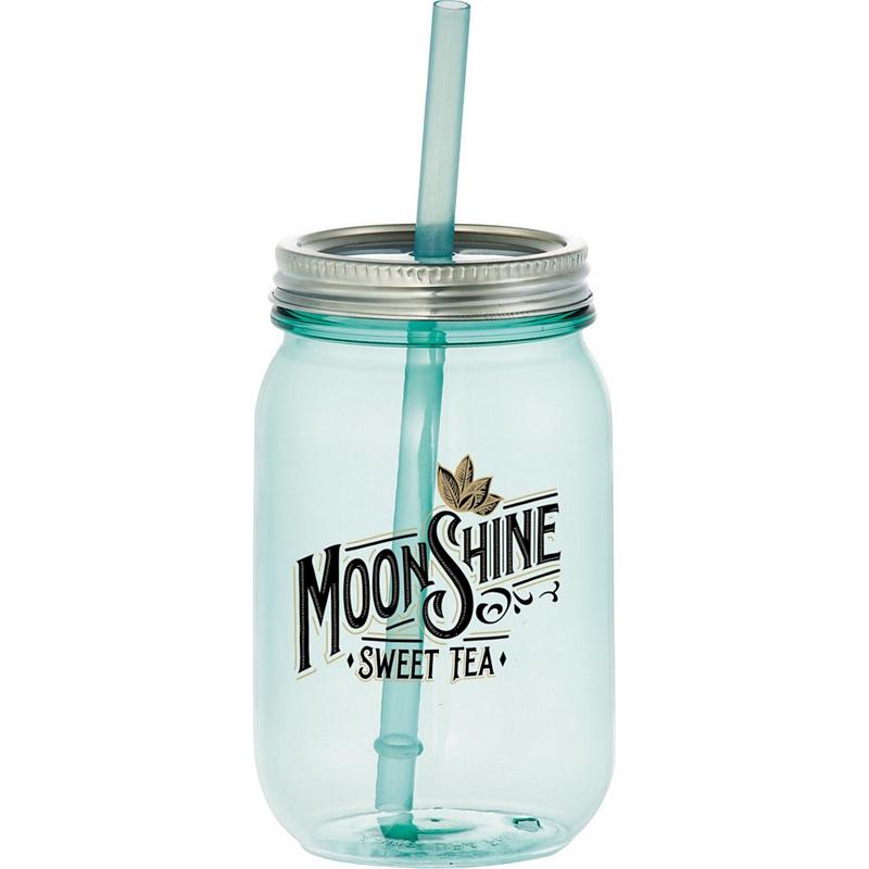 Promotional 25 oz vintage mason jar customized 25 oz for Why are mason jars called mason jars