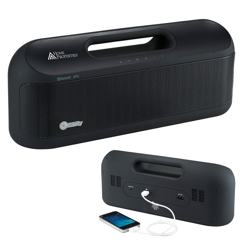 Promotional Ifidelity Blaster NFC Bluetooth Stereo Speaker