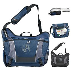 Custom Elleven Drive Checkpoint-Friendly Compu-Messenger Bag