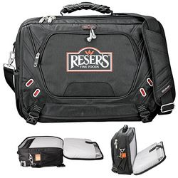 Promotional Elleven Checkpoint-Friendly Compu-Messenger Bag