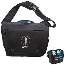 Promotional Zoom Daytripper Sling Bag Compu-Messenger Bag