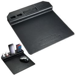 Promotional Metropolitan Mouse Pad With Phone Holder