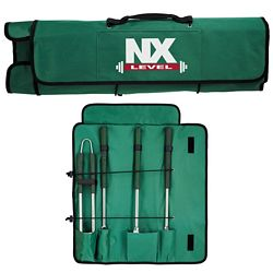 Promotional Bbq Golf Set