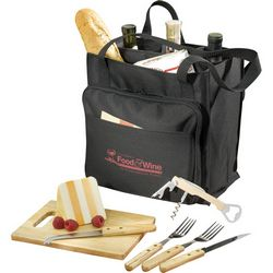 Custom Modesto Picnic Carrier Set