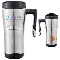 Custom Cutter Buck 16 Oz Performance Series Travel Mug
