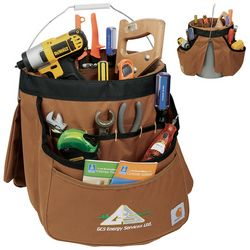 Custom Carhartt Signature 5 Gallon Bucket Organizer