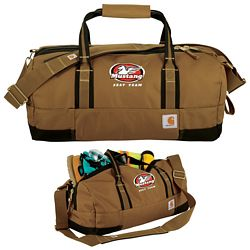 Customized Carhartt Signature 20 Work Duffel Bag