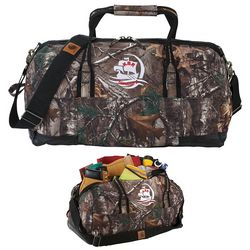 Custom Carhartt Realtree 23 Work Duffel Bag