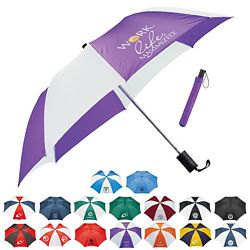 Promotional Stromberg 42 Slim Stick Auto Folding Umbrella