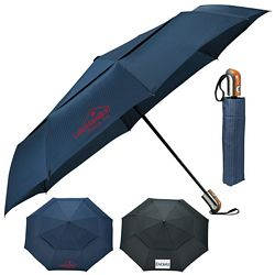 Customized Stromberg 46 Chairman Auto Open-Close Vented Umbrella