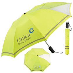 Promotional Stromberg 42 Clear View Safety Umbrella