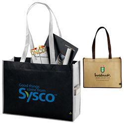Customized Polypro Small Shopper Tote