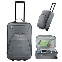 Custom Luxe 21 Expandable Carry-On Luggage