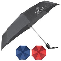 Customized Slazenger 42 Spectator Auto Open-Close Umbrella